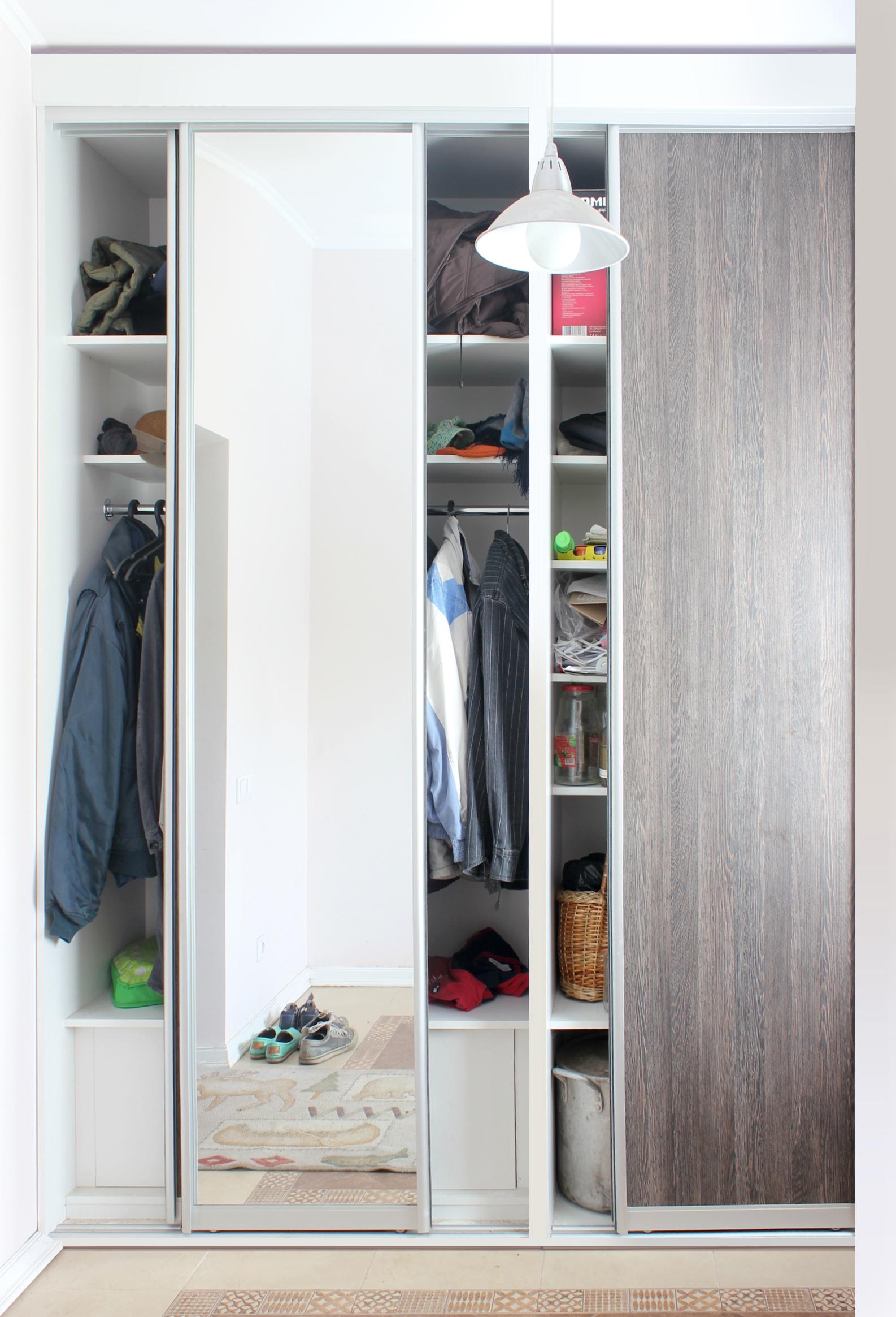 шкаф для всей семьи